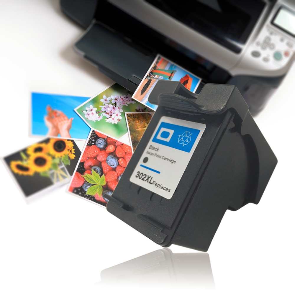 High quality none OEM Ink Cartridge for HP 302 FOR HP 302 ...