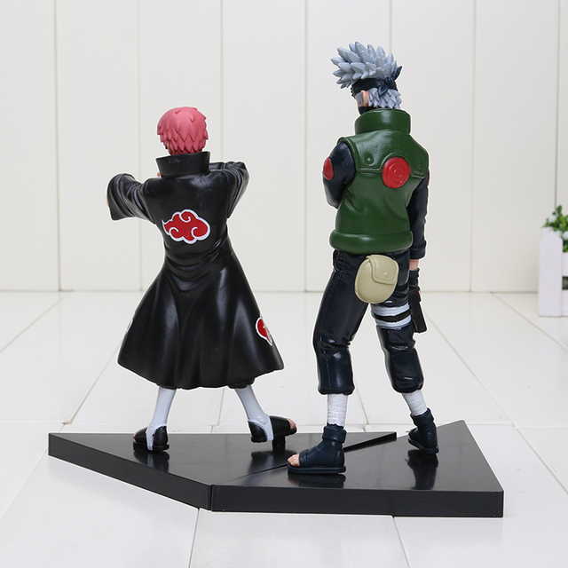 2pcs/set 16-18cm Naruto Action Figures