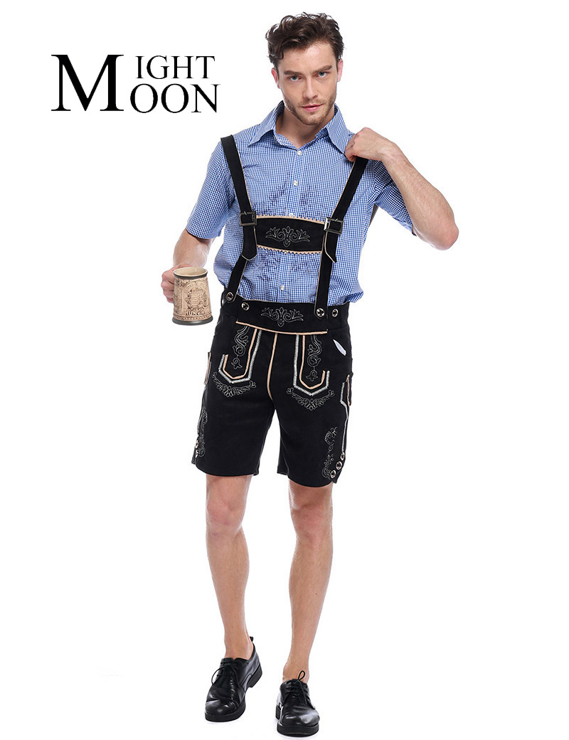 MOONIGHT German Oktoberfest Costume Adult Beer Carnival ...