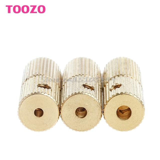 3 + 10 pièces 0.5-3.2mm Micro torsion main Kit de forage mandrin électrique foret pince livraison directe