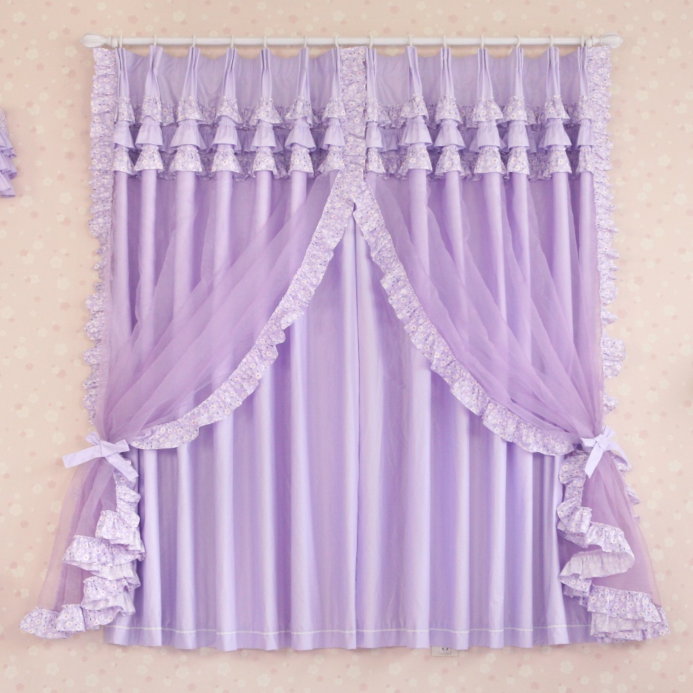 Lilac Bedroom Curtains Online Buy Wholesale Princess Curtains From China Princess