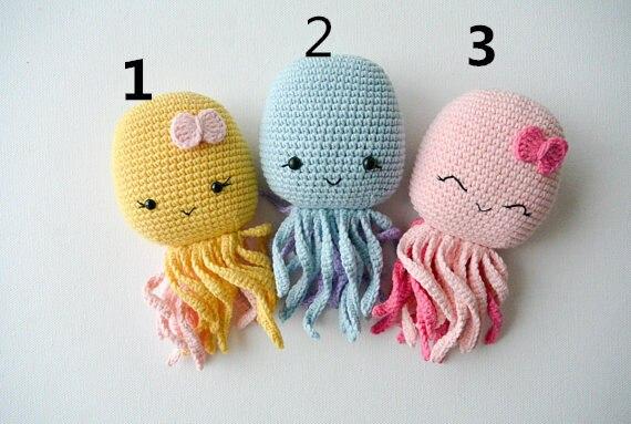 Crochet Toys  Amigurumi  Crochet Octopus