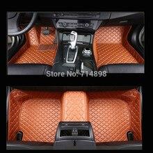 Carnong автомобильный коврик для AUDI TT 4 seat 2008 2016, полный комплект, пожалуйста, отметьте год вашего автомобиля для подтверждения