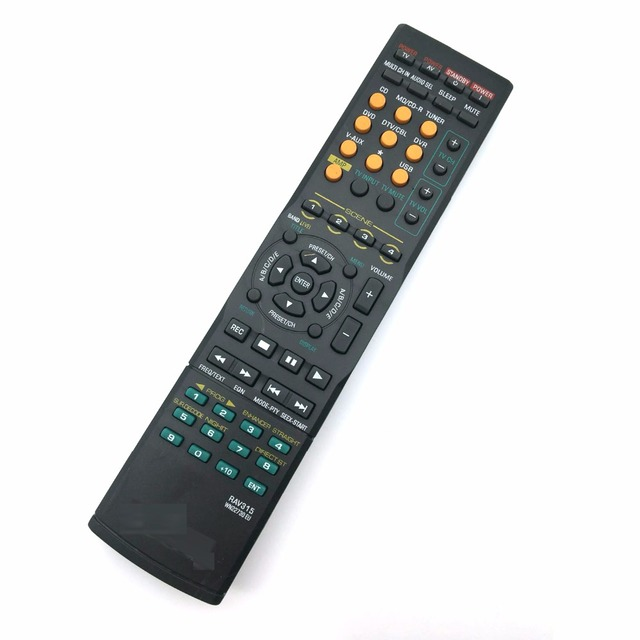 Universal Remote Control For Yamaha RX V361 YHT 280BL