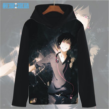 Cool 3D Printed Anime Cos Hoodies Dyurarara Orihara Izaya Harajuku Sweatshirts Men Women Couple Outfits Free Shipping