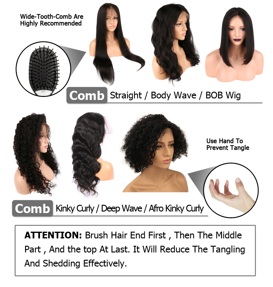 short human hair wigs for black women bob wig lace front wigs (8)