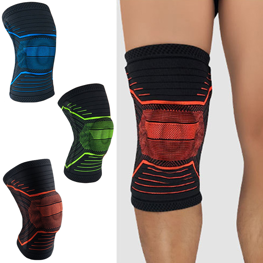 Sports Knee Pads Support Basketball Fitness Sports Knee Protectors Protection SPSLF0083