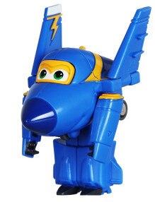 12 стилей, мини Супер Крылья, деформация, мини реактивный ABS робот, игрушка, фигурки, Супер крыло, трансформация, игрушки для детей, подарок - Цвет: No box Jerome