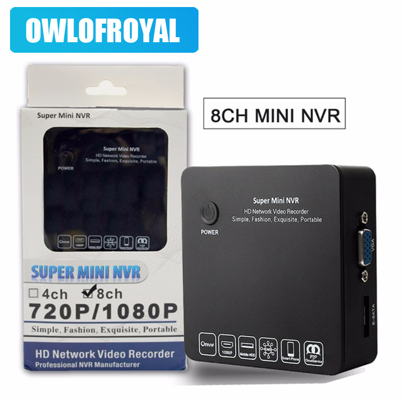 8 Channel Super Mini NVR 1080P CCTV IP Camera Network Video Recorder Surveillance 8CH NVR ONVIF P2P 9CH NVR 8 Channel Super Mini NVR 1080P CCTV IP Camera Network Video Recorder Surveillance 8CH NVR ONVIF P2P 9CH NVR