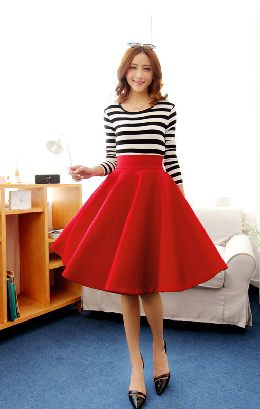 2015-Autumn-And-Winter-Knee-Length-Skirts-Women-Wine-Red-Skirts -Put-On-A-Large-High.jpg