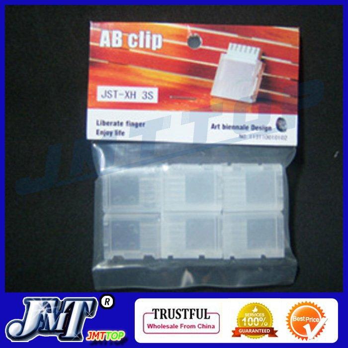 F02108 Tarot 5pcs JST-XH 3S Balance Plug Savers AB Clip TL2743 For 11.1v Rc Lipo Battery Adapter Connector