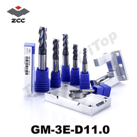 GM 3E D11 0 Cnc High Speed Profile Milling Cutter For Carbon Steel Alloy Steel Cast