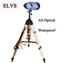 waterproof giant binoculars post telescope all-optical binoculars 25X & 40X Astronomical telescope with wooden tripod for view