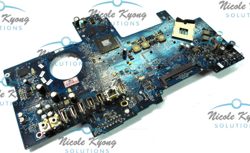 20 820-2031-A 661-4294 661-4108 Late 2006 2.16GHz X1600 128MB motherboard Logic Board for iMac A1207/ no CPU