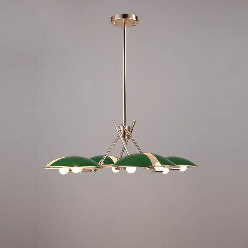 Nordic Postmodern Simple Beetle Adjustable Restaurant Chandelier Creative Cafe Living Room Bedroom Hotel Lamp Free Shipping free shipping european nordic style creative deer elk table creative home decor hotel restaurant cafe decoration