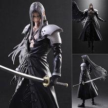 Paly Arts Kai Final Fantasy VII 7 Sephiroth PVC Action Figure Collection Modèle Jouet