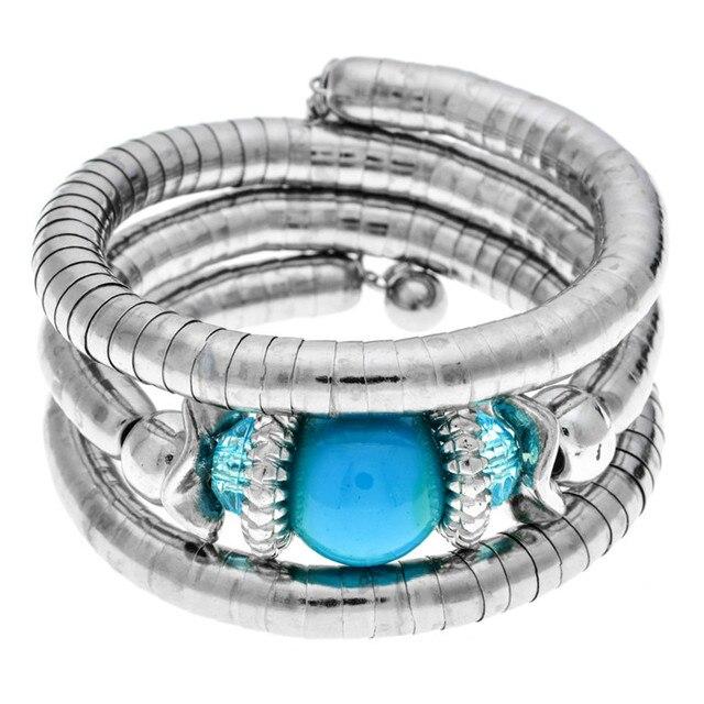 Snake Bracelet Ceramic Beads