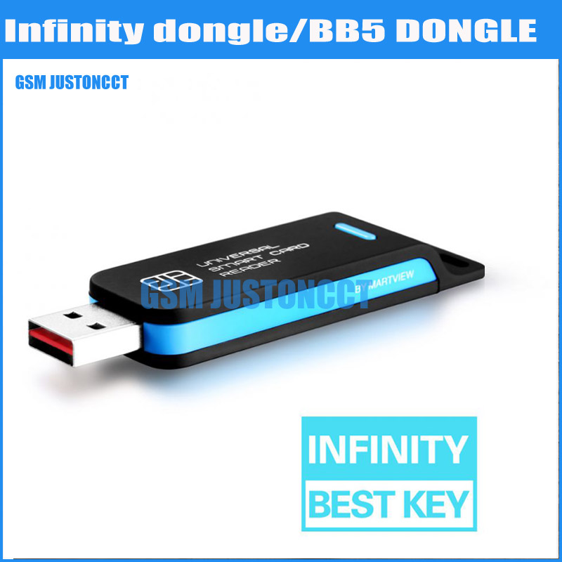 100% Original BB5 dongle Service facile (meilleur Dongle)/infinity meilleur dongle pour Nokia