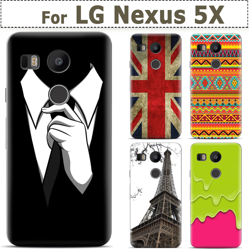 new style 46af7 ea1a2 US $8.8 |JOOKI Case For LG Nexus 5X Angler H79 Google Nexus 8 Back Cover  For LG Google Nexus 5 2015 5.2''-in Half-wrapped Cases from Cellphones & ...