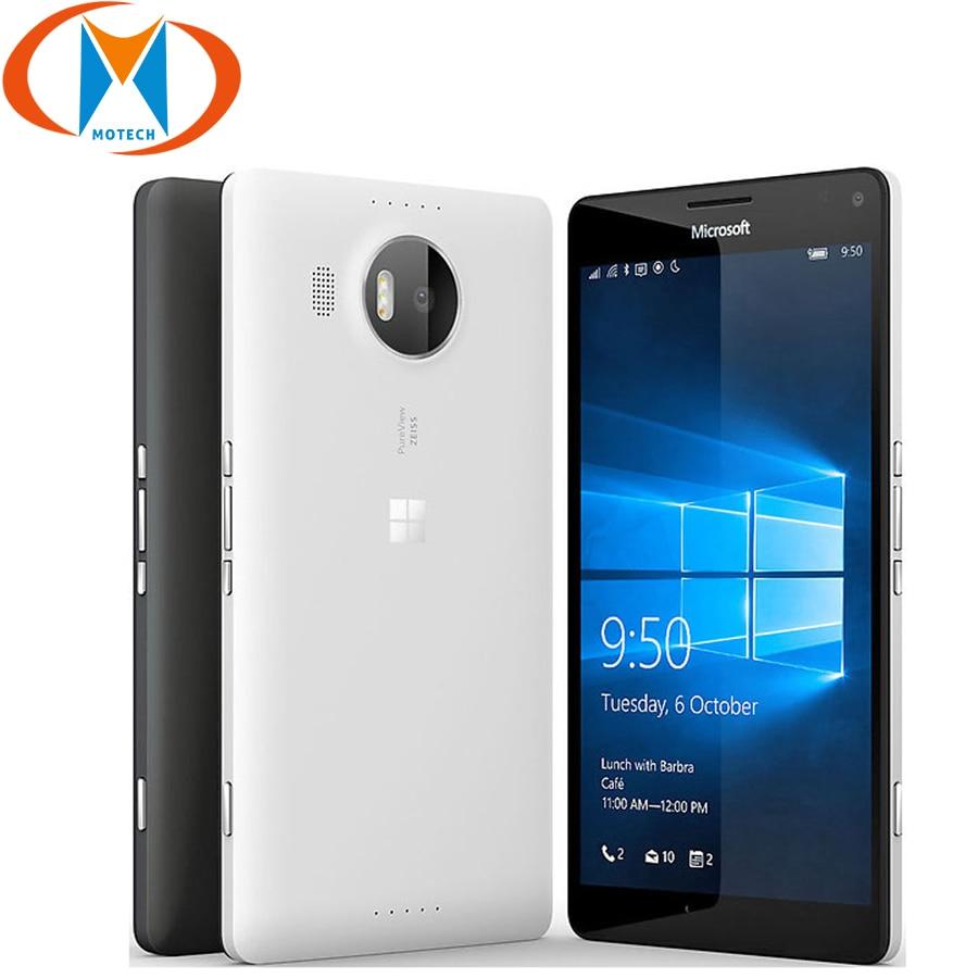 Original New EU Version Nokia Microsoft lumia 950 XL Rm-1085 Single SIM 4G