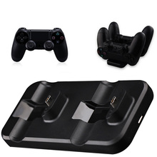Rechargeable Battery Charger + Handle Charging Cable Sets For Sony Playstation 4 PS4 Controller Gamepad все цены