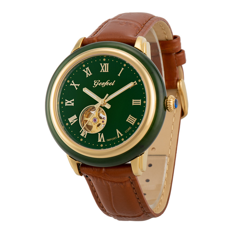 2019 Rushed Hot Sale Explosive Gift And Tianyu Watch Custom Couple Wrist Hollow Automatic Mechanical One By