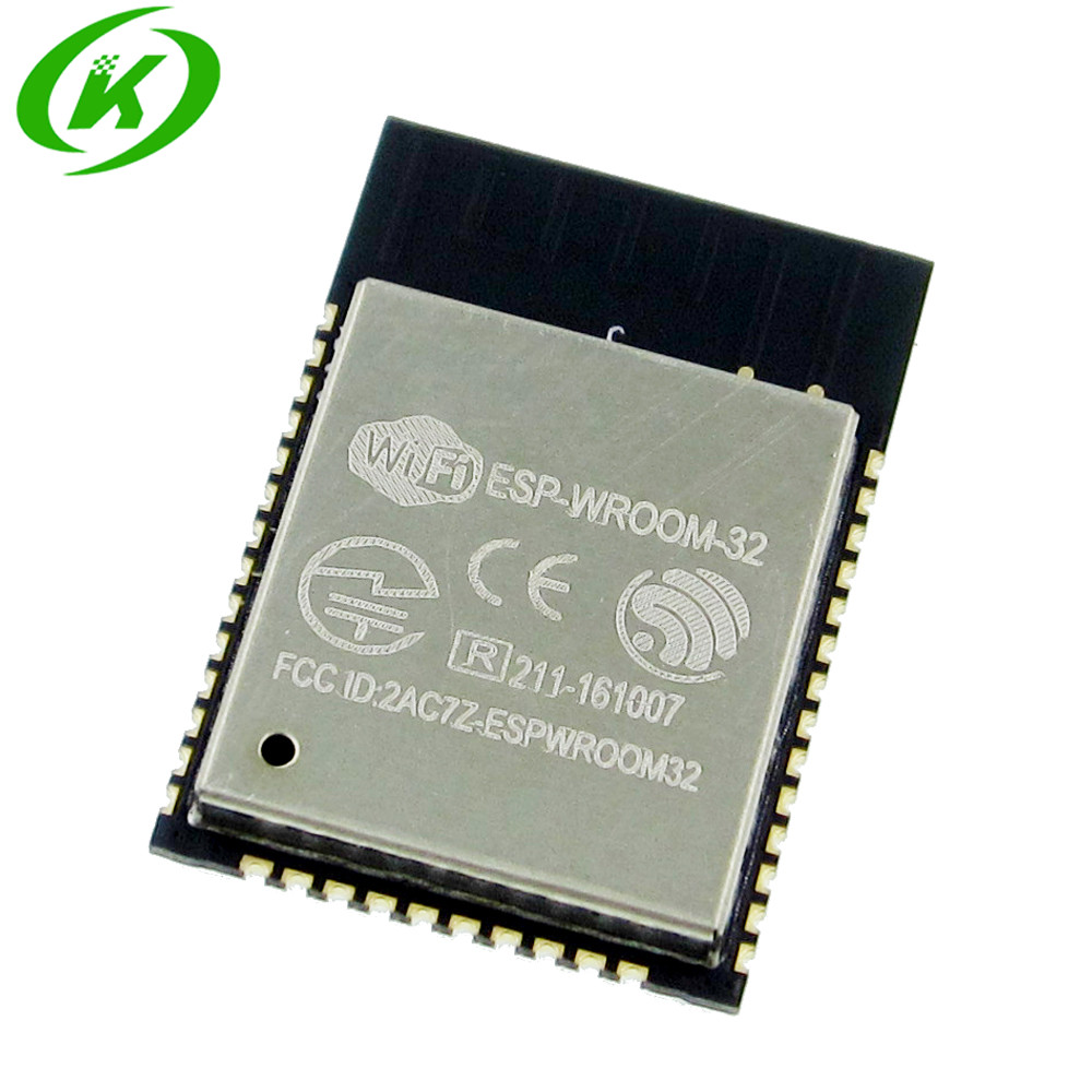 <font><b>10pcs</b></font> ESP-WROOM-32 WiFi + Bluetooth 4.2 dual-core CPU MCU low-power Bluetooth 240MHZ <font><b>ESP32</b></font> chip ESP-32S image