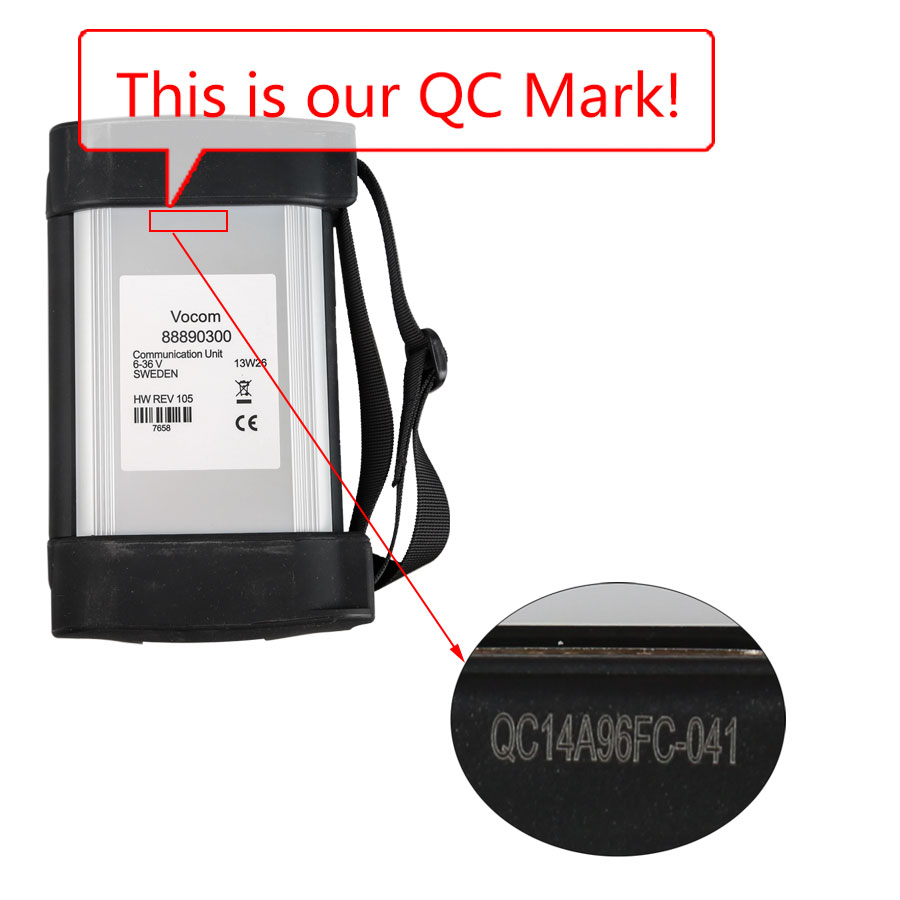 hight resolution of master high quality for vocom interface volvo 88890300 for volvo renault ud mack