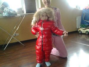 Image 5 - 子供 2 ピース暖かいコート