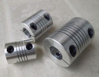 1Pc 10 14 MM 10mm X 14mm 3D Printer Stepper Motor Flexible Flex Coupler Shaft Coupling