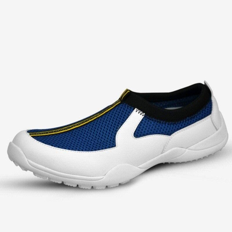 New Mens Golf Shoes Non Slip Golf Training Shoes Male Ultralight ... 92112b6bcdd
