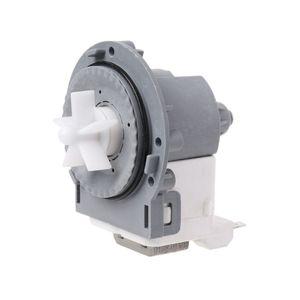 Image 1 - 1 Pc ניקוז משאבת מנוע מנועים לשקע מים מכונת כביסה חלקי לסמסונג LG Midea ברבור קטן 10166