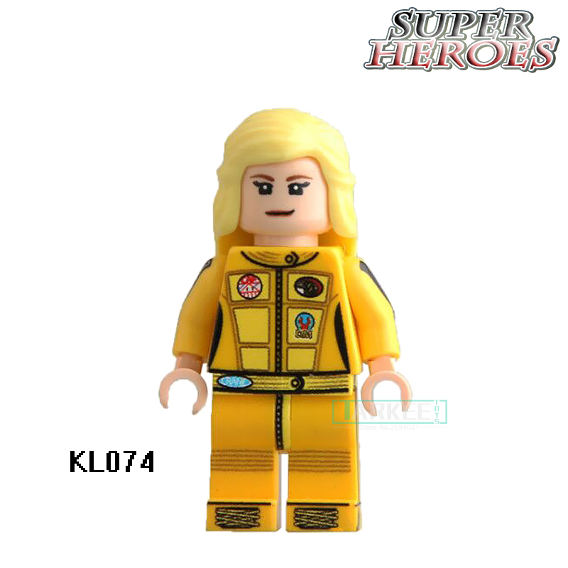 Educational Blocks Uma Thurman Peeta Marvel Super Hero Batman Star Wars Action Bricks Dolls Kids DIY Toys Hobbies KL074 Figures building blocks pg966 the twelfth doctor idea021 doctor who set 21304 super hero action bricks kids diy educational toys hobbies