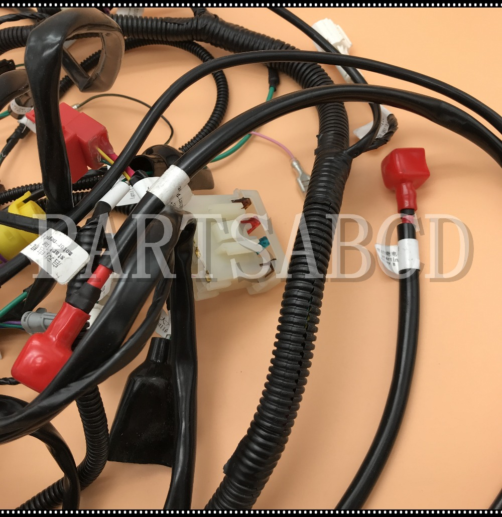 Buyang Feishen FA D300 Wire Harness y 5.3.01.0063-in ATV ... on