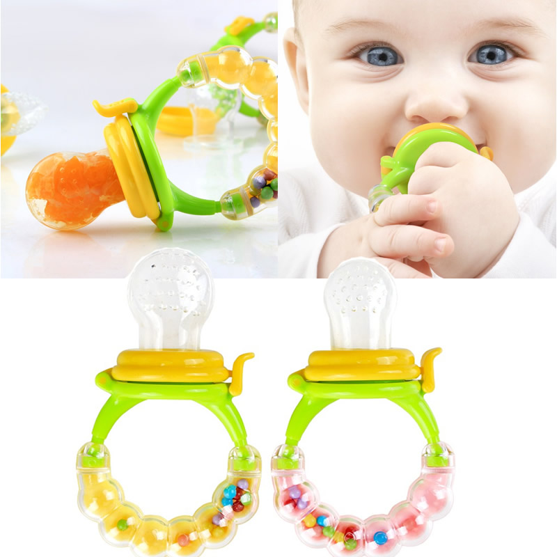 New Kids Nipple Fresh Food Milk Nibbler Feeder Feeding Safe Baby Supplies Nipple Teat Pacifier Bottles Baby Pacifier Dummies Cup