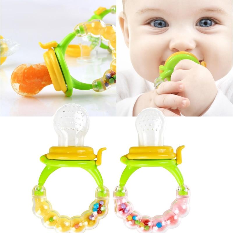 New Kids Nipple Fresh Food Milk Nibbler Feeder Feeding Safe Baby Supplies Nipple Teat Pacifier Bottles Baby Pacifier Dummies Cup