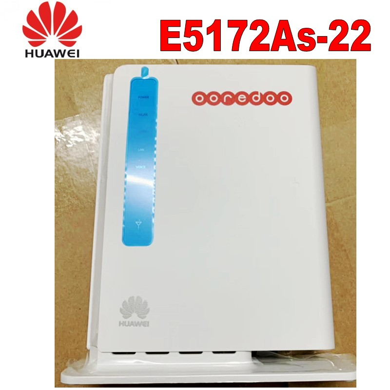 Unlocked Huawei E5172s-22 Mobile Hotspot Gateway 4G LTE WiFi Router DongleUnlocked Huawei E5172s-22 Mobile Hotspot Gateway 4G LTE WiFi Router Dongle