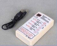 Ultra Compact Micro VGA SVGA XGA Test Generator DB15 Display Plug USB To DC3 5