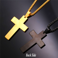 Christian Jewelry Faith Can Move Mountains  Pendant Necklace
