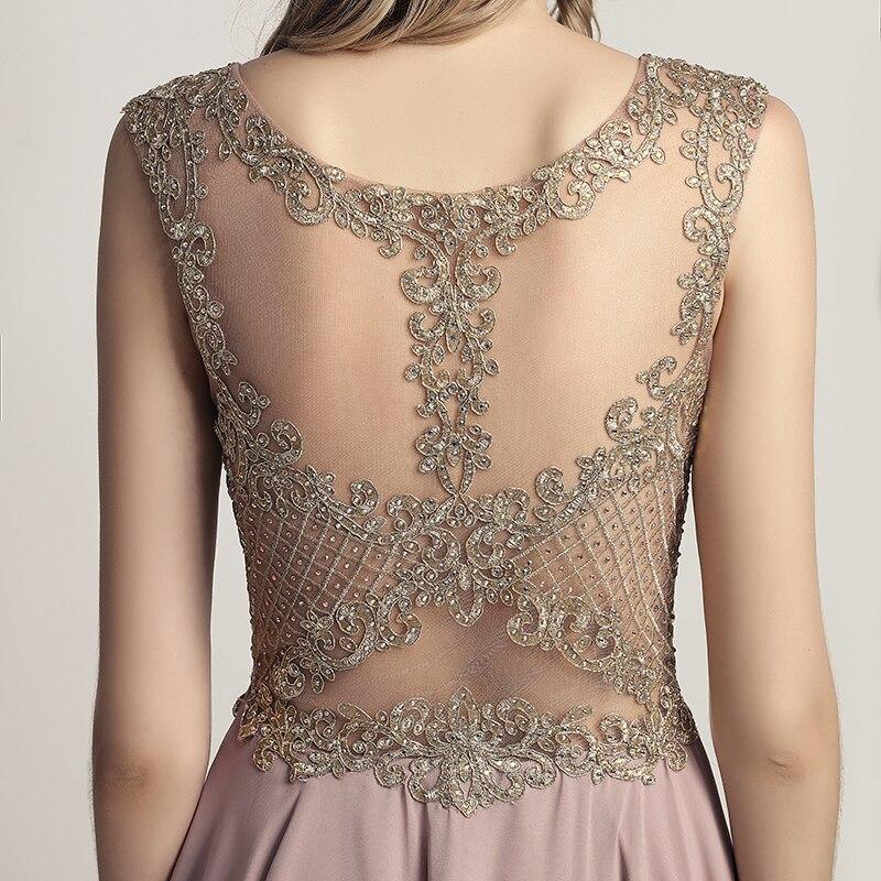 Νέα Άφιξη Φτηνές Long Φορέματα Prom Chiffon - Ειδικές φορέματα περίπτωσης - Φωτογραφία 6