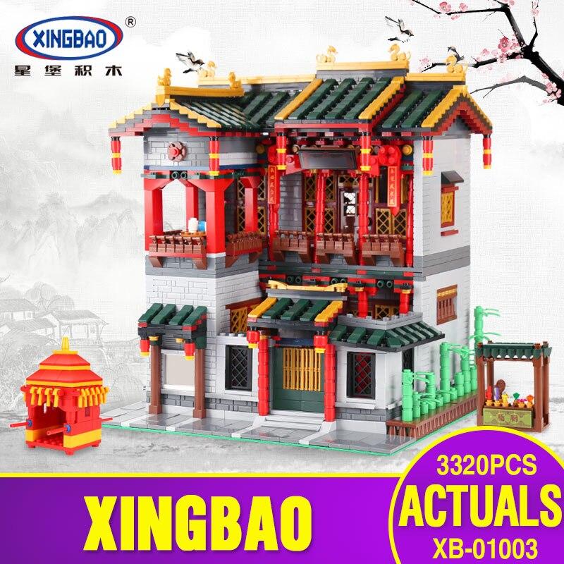 X Model Compatible with Lego X01003 3320PCS Archites
