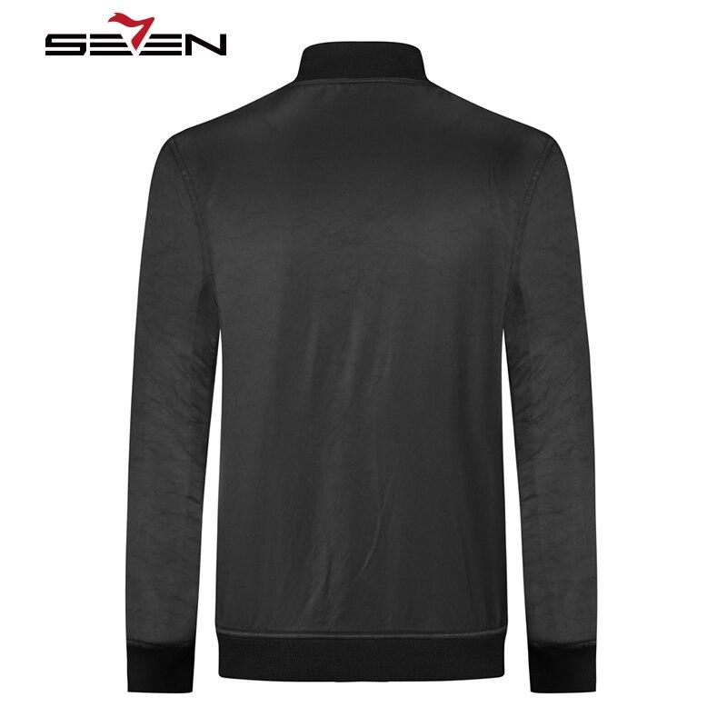 Kragen Jacke Stehen Kleidung Winter 113k28450 Seven7 Koreanische Mode Männlichen Männer Baumwolle Mantel Stil Black gepolsterte Parka Plus Casual Marke Fw8wq7PO