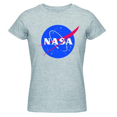 Novo 2016 verão mulheres camisa do T de Camiseta NASA t-shirt afligido Tee descoberta Apollo astronauta Top Camiseta presente para mulheres dos homens