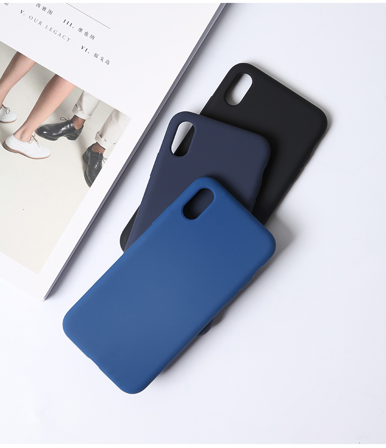 Silicone Case for Apple iPhone 18