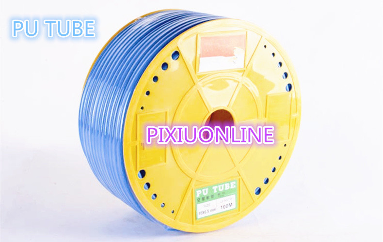 1PCS/LOT  YT894B PU TUBE Pneumatic Hose Air Compressor Pipe Polyurethane Tube OD 14 mm* ID 10 mm Plumbing Hoses 1Meter Free Ship beibehang classic feature solid wall paper plain stripe non woven home decor papel de parede 3d wallpaper roll for bedroom white