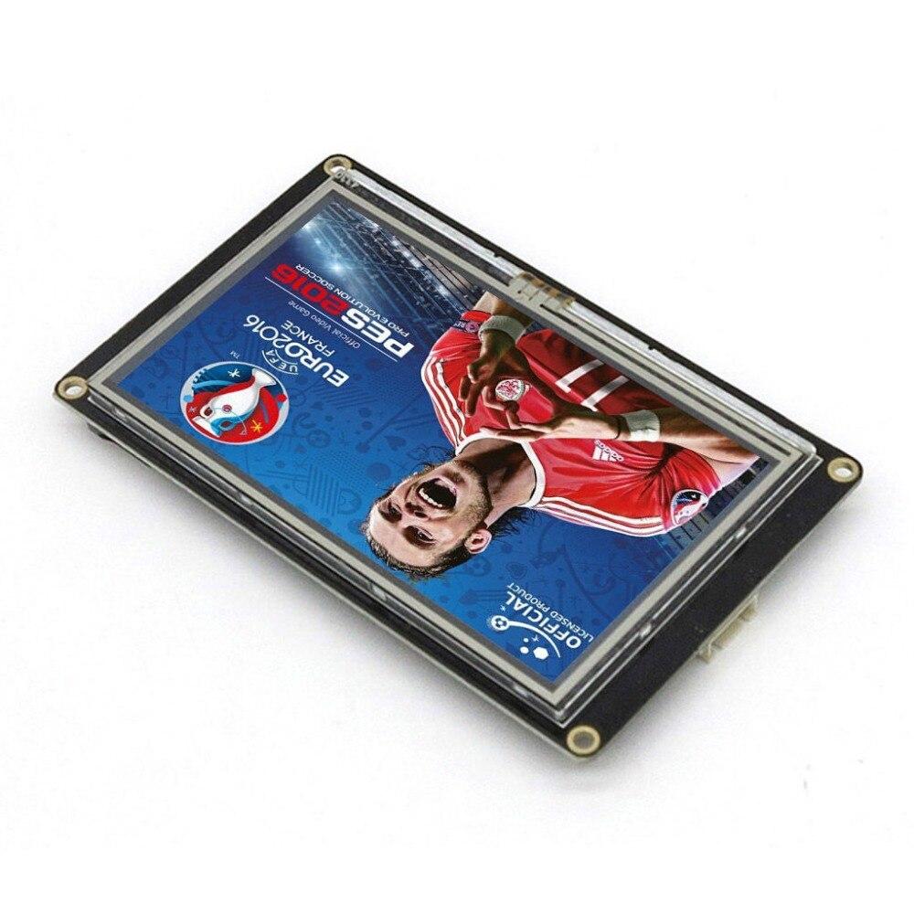 """Оптоэлектронный дисплей 4.3 """"Nextion Enhanced HMI"""