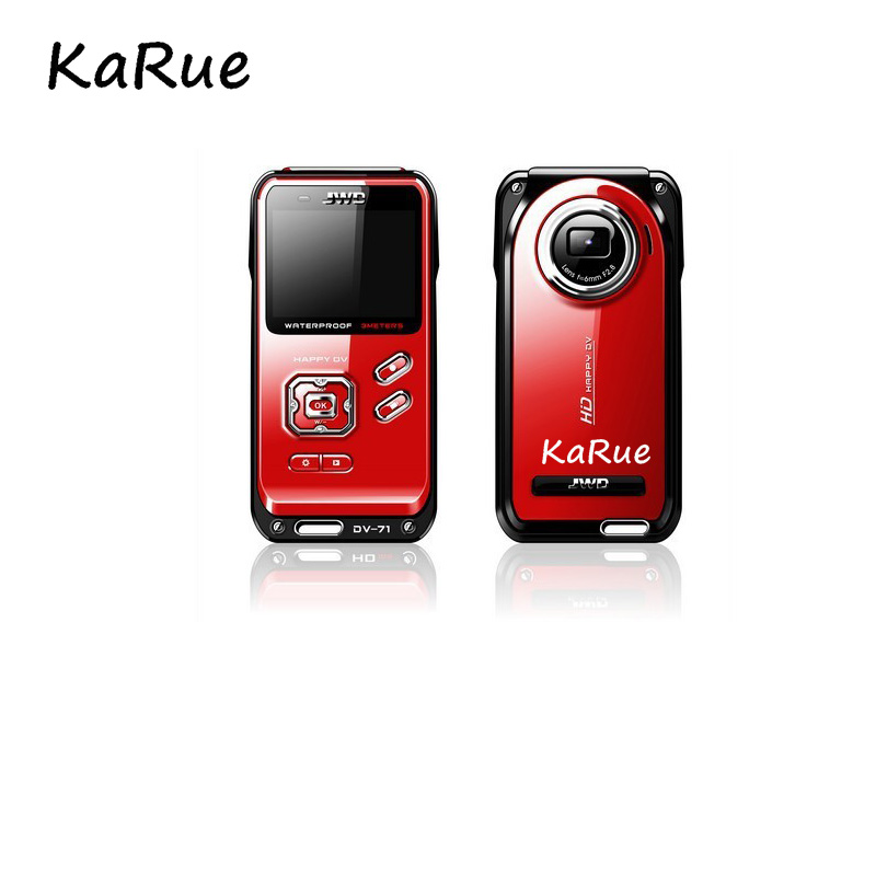 Portable 2.0 Inch Digital Camera Camcorders DV Rotating LCD Screen Point Shoot Camera 16 million Mini Micro Cam