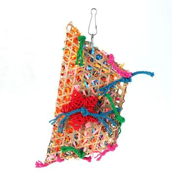 Colorful Bamboo Weave