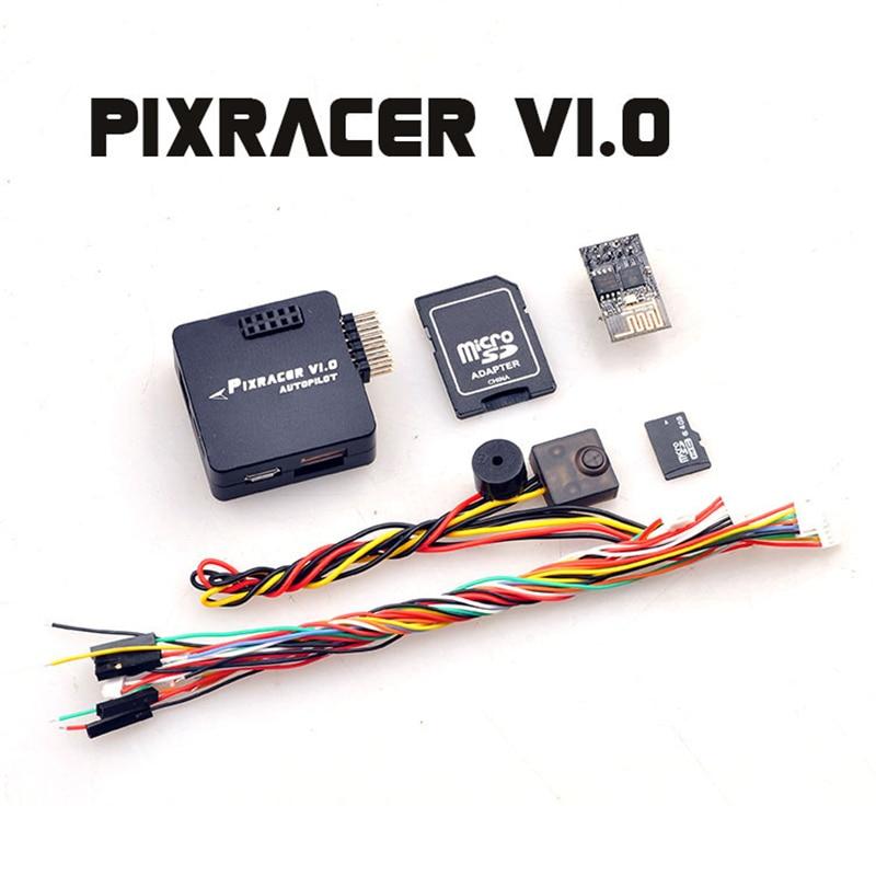Pixracer Autopilot Xracer V1.0 Flight Controller Mini PX4 Built-in Wifi For FPV Racing RC Multirotor Accessories acro afro mini naze32 nazer 32 10dof flight controller for fpv rc multirotors built in frsky telemetry converter sku 11845