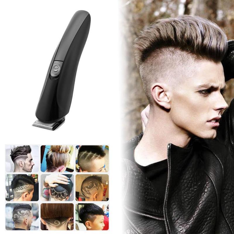 KEMEI KM-600 étanche Rechargeable cheveux nez tondeuse électrique hommes rasoir rasoir tondeuse à cheveux de haute qualité - 3